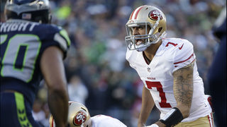 Report: Colin Kaepernick 'wants to be a Seahawk,