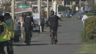 Police up Alki patrols with for holiday and warmer weather