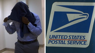 USPS employee allegedly mailed marijuana out of state