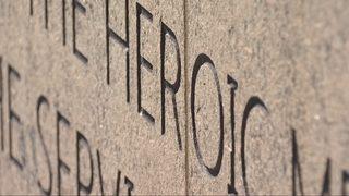 New veterans plaza dedicated in Edmonds