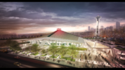 Mayor Ed Murray announced that the city will begin negotiations with the Oak View Group on a proposal for a privately financed renovation of city-owned KeyArena. See renderings in this slideshow.  (Images via Oak View Group)