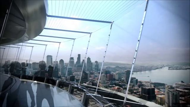 Space Needle Gets Glass Floors Better Views In 100