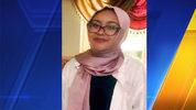 An undated photo of Nabra Hassanen in Fairfax, Va. Photo courtesy Hassanen Family via AP.