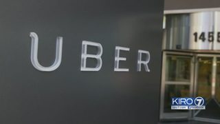 Uber adds option to tip drivers