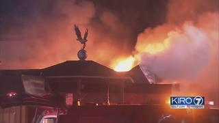 Marysville restaurant destroyed by fire reopens due to popular demand
