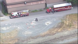 3 taken to hospital after unknown substance makes people sick in Renton