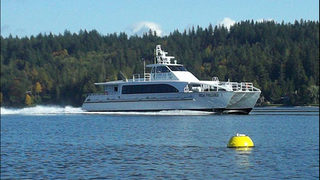 Kitsap County foot ferry service could change the way many commute