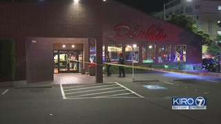 Man fatally stabbed outside Dick