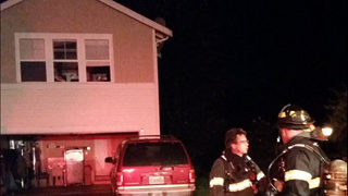 Electrical fire damages Kent home