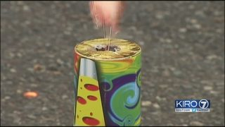 Fireworks no longer legal in Kent. Where are they legal in Washington?