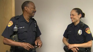 As Everett officer retires, he encourages diversity in policing