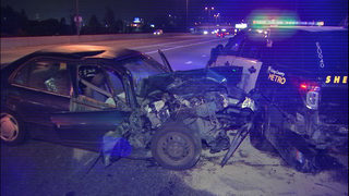 2 deputies nearly hit by suspected drunken driver