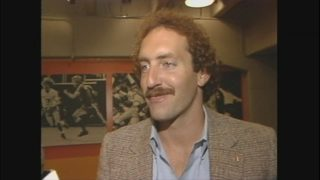 VIDEO: Steve Raible answers questions about his mustache