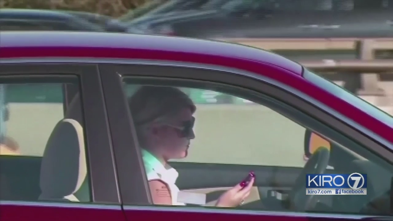 Washington distracted driving law in effect: Answers to