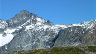 Climber killed by fall into crevasse on Forbidden Peak