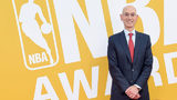 FILE - JUNE 26: Commissioner of the NBA Adam Silver attends the 2017 NBA Awards live on TNT on June 26, 2017 in New York, New York. 27111_003 (Photo by Jamie McCarthy/Getty Images for TNT)