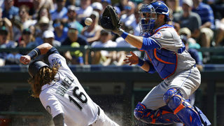 Gallardo, Mariners beat Mets 3-2 to end deGrom