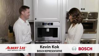 VIDEO: The Bosch Benchmark Dishwasher at Albert Lee Appliance