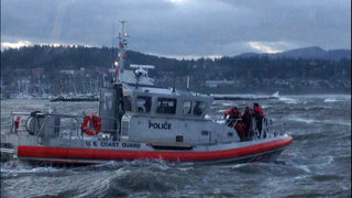 Coast Guard special agent relieved of duty after rape arrest