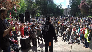 Patriot Prayer set to host rally in Seattle this weekend