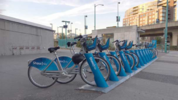 The Shaw Go bike share operates in Vancouver B.C.