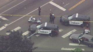 Police: 2 arrested after drive-by shooting in Everett