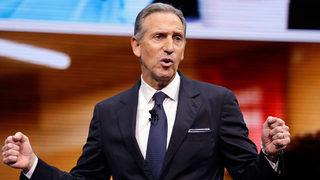 Starbucks founder Howard Schultz decries violence after Charlottesville