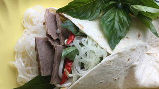 Din Tai Fung and phorritos (a pho burrito!) arrive at Century Link Field…