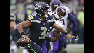 PHOTOS: Vikings vs. Seahawks, Aug. 18