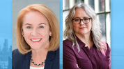 Jenny Durkan and Cary Moon.