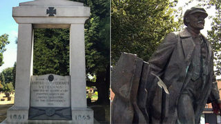 Seattle mayor wants Confederate memorial, Lenin statue removed