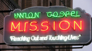 Donation shortage forces layoffs at Seattle Union Gospel Mission