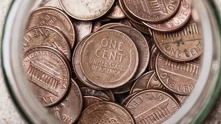 Why was the composition of the penny changed and why do we continue to…