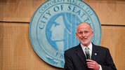 Seattle City Councilman Tim Burgess in January 2012. (Seattle Municipal Archives photo/Paul Joseph Brown)