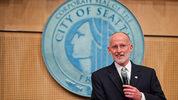 Seattle City Councilman Tim Burgess in January 2012. (Seattle Municipal Archives photo/Paul Joseph Brown)