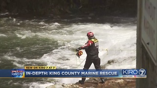 King County has a new boat for river, flood rescues