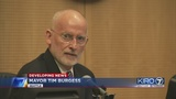 VIDEO: Tim Burgess becomes Seattle's 55th mayor