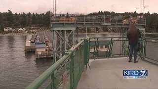 Hundreds of Vashon Island residents demand fix to their ferry route