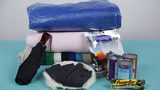 VIDEO: Building an emergency disaster kit can be easy and cheap, here's how