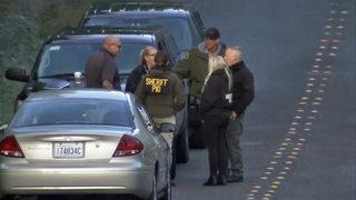 Woman fatally shot in doorway of home near Everett