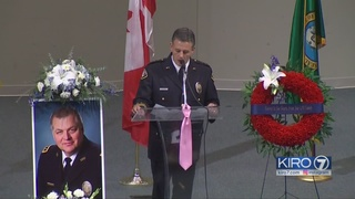 Former Lakewood Police Chief remembered as devoted officer, father