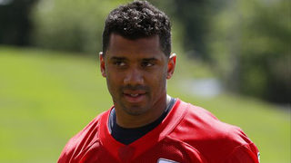 Russell Wilson playing at MVP-type level