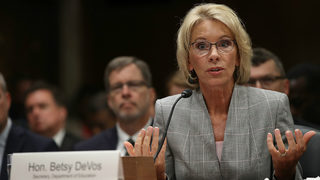 Sec. Betsy DeVos in Bellevue: Why hundreds plan to protest her visit