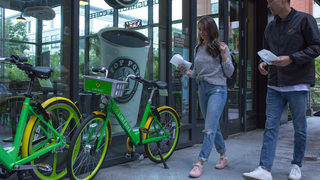 Nearly 8,000 bikes in Seattle share program to stay this winter