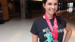 Seattle runner assaulted at Golden Gardens Park pushes through Chicago Marathon