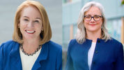 Jenny Durkan and Cary Moon emerged as the top two contenders in August.