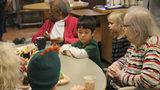 VIDEO: Preschool inside West Seattle nursing home brings together old, young