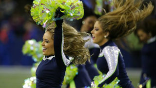 Photos show Seahawks face Falcons in Seattle