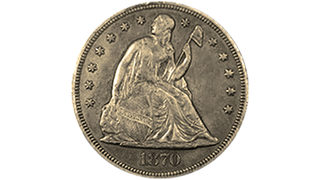 The top 5 most valuable united states coins