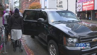 New push to make ride-share pickups safer in Downtown Seattle